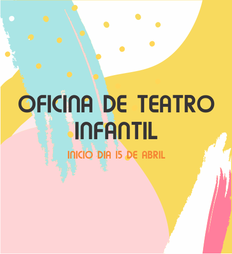 OFICINAS DE TEATRO INFANTIL